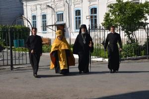 23 июля 2015 года состоялась встреча Правящего Архиерея Шадринской епархии Владимира в вновь образованной Шадринской Епархии.