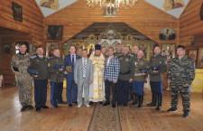 В Катайске состоялась встреча депутата Государственной Думы Александра Ильтякова с казачеством.