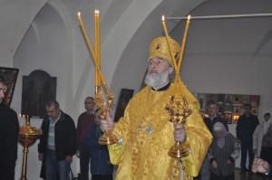 Божественная литургия. Шадринск. 14.08.2015 г.