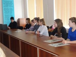 Секретарь Шадринской епархии иерей Константин Стерхов принял участие в ряде мероприятий.
