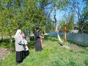 Богоявленском храме с. Усть-Миасское Каргапольского района была отслужена панихида по усопшим воинам, погибшим на полях сражений и умершим в мирные дни.