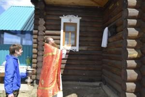 В память о священномученнике Алексее Архангельском на храме Покрова Пресвятой Богородицы с. Песчано-Коледино была установлена мемориальная доска.