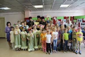 В Шадринской епархии открылась выставка православных книг о семье.