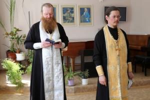 Совершено освящение учебных помещений музыкальной школы города Шадринска