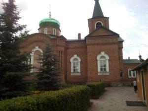Паломнический отдел Шадринской епархии организовал поездку в с. Тарасково