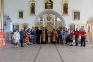 Шестой маршрут православной молодежно-миссионерской экспедиции