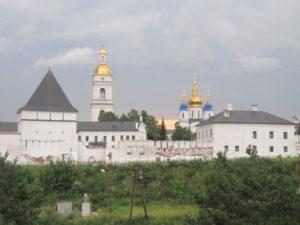 Паломническим отделом Шадринской епархии была организована поездка в духовный центр Сибири – город Тобольск