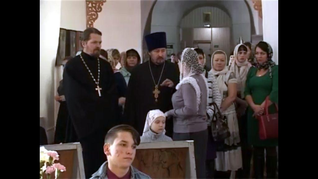 24 ноября 2017 года в Спасо-Преображенском соборе города Шадринска прошла акция «Крылья Ангела», посвященная общероссийскому празднику — Дню матери