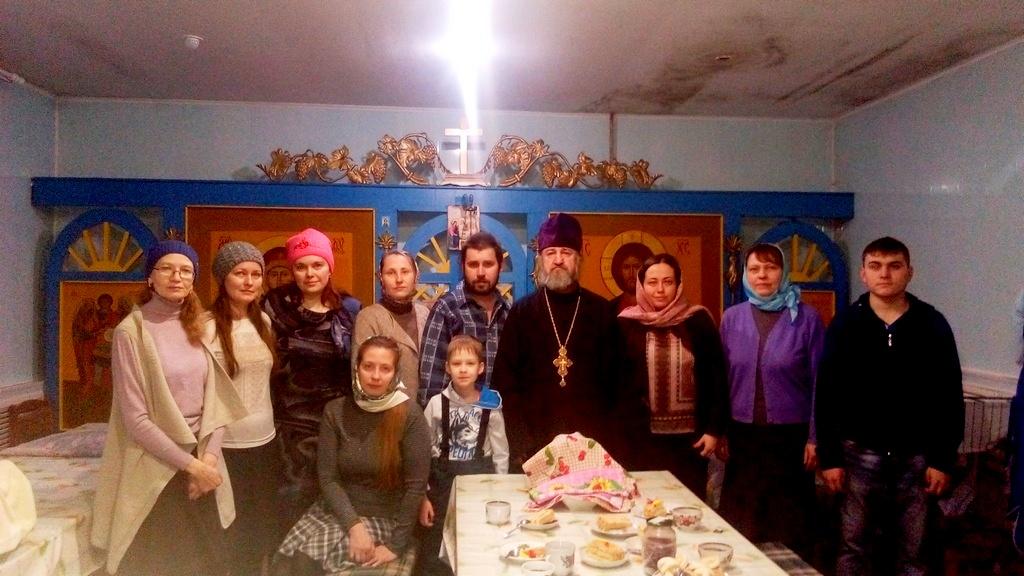 5 декабря 2017 года руководитель Отдела по благотворительности и социальному служению протоиерей Василий Семенов провел встречу добровольцев