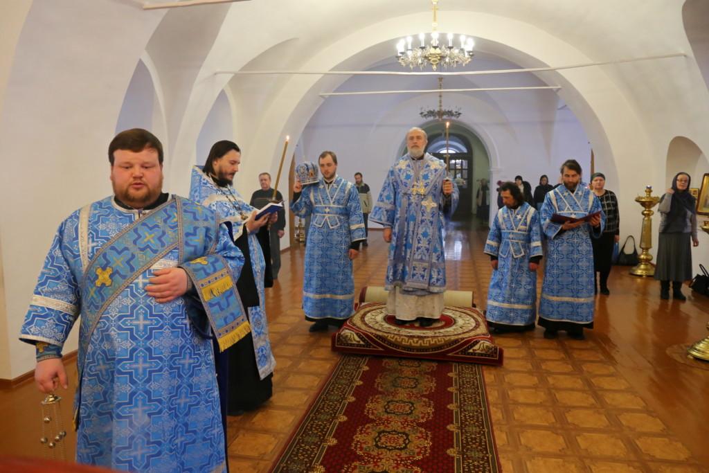 Вечернее богослужение. Шадринск. 23.03.2018 г.