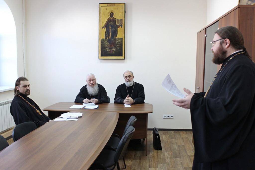 Епископ Шадринский и Далматовский Владимир принял участие в расширенном Архиерейском совете Курганской митрополии