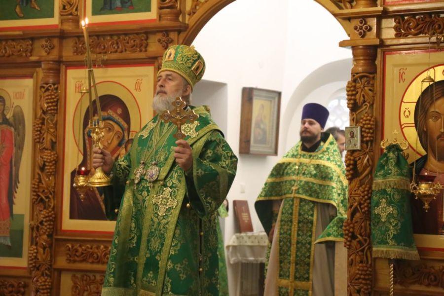 Божественная литургия. Шадринск. 14.06.2018 г.