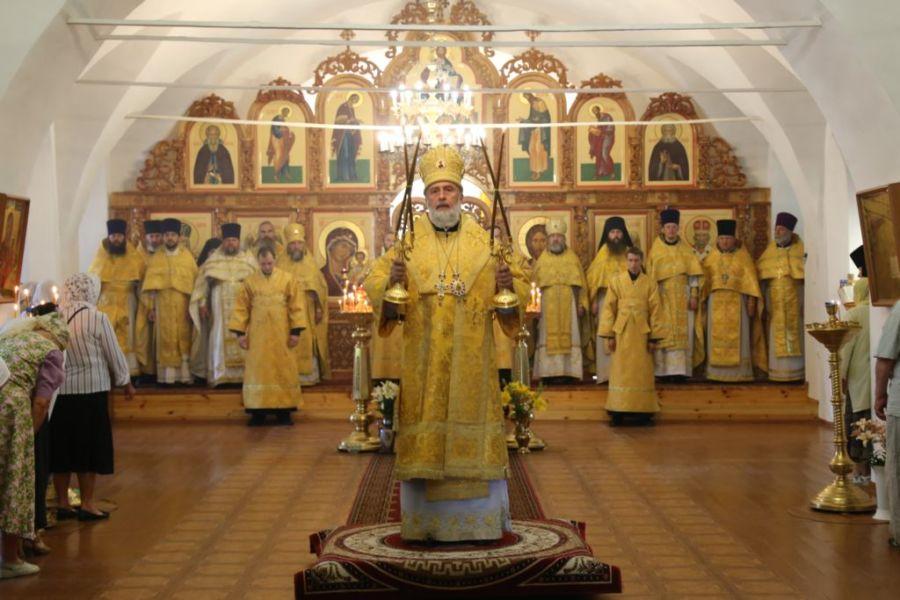 28 июля Шадринская епархия отметила день 1030-летия Крещения Руси, день памяти святого равноапостольного великого князя Владимира.