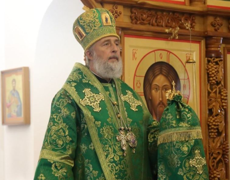 Божественная литургия. Шадринск 11.07.2018 г.