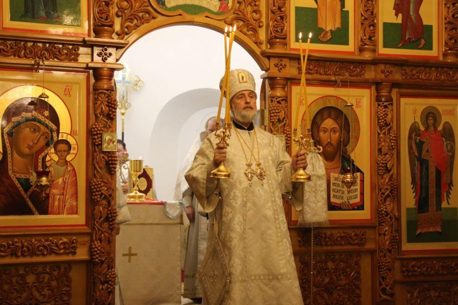 Рождество Христово. Божественная литургия. г. Шадринск 07.01.2019 г.