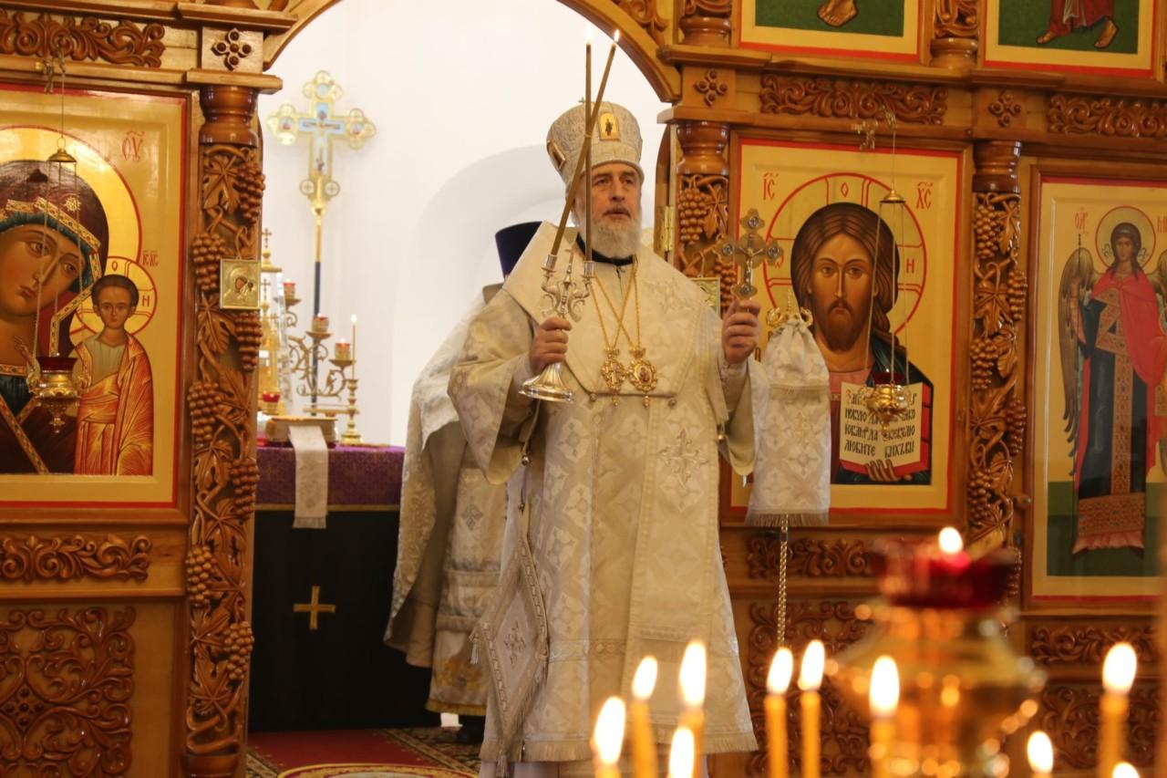 Божественная литургия. г. Шадринск 23.03.2019 г.