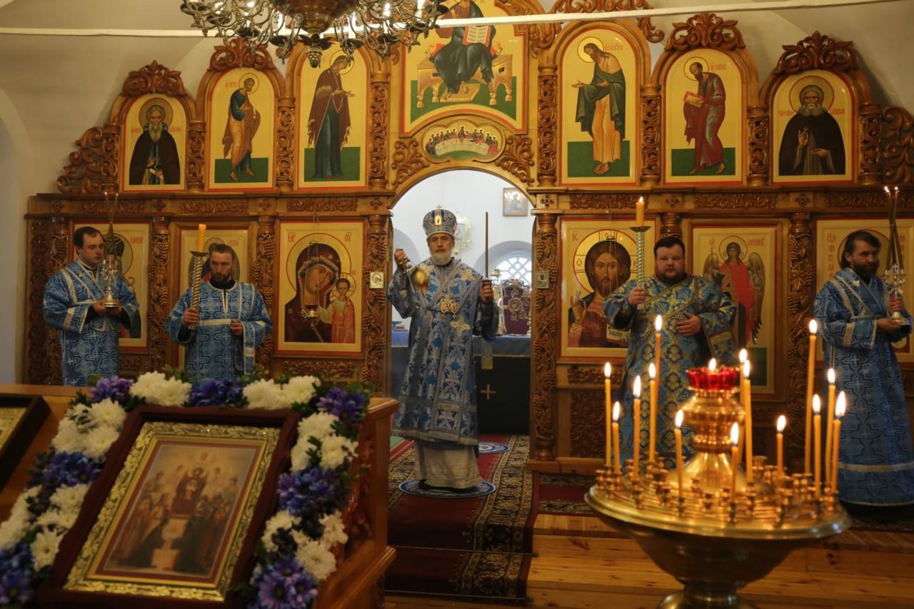 Вечернее богослужение. г. Шадринск 12.04.2019 г.