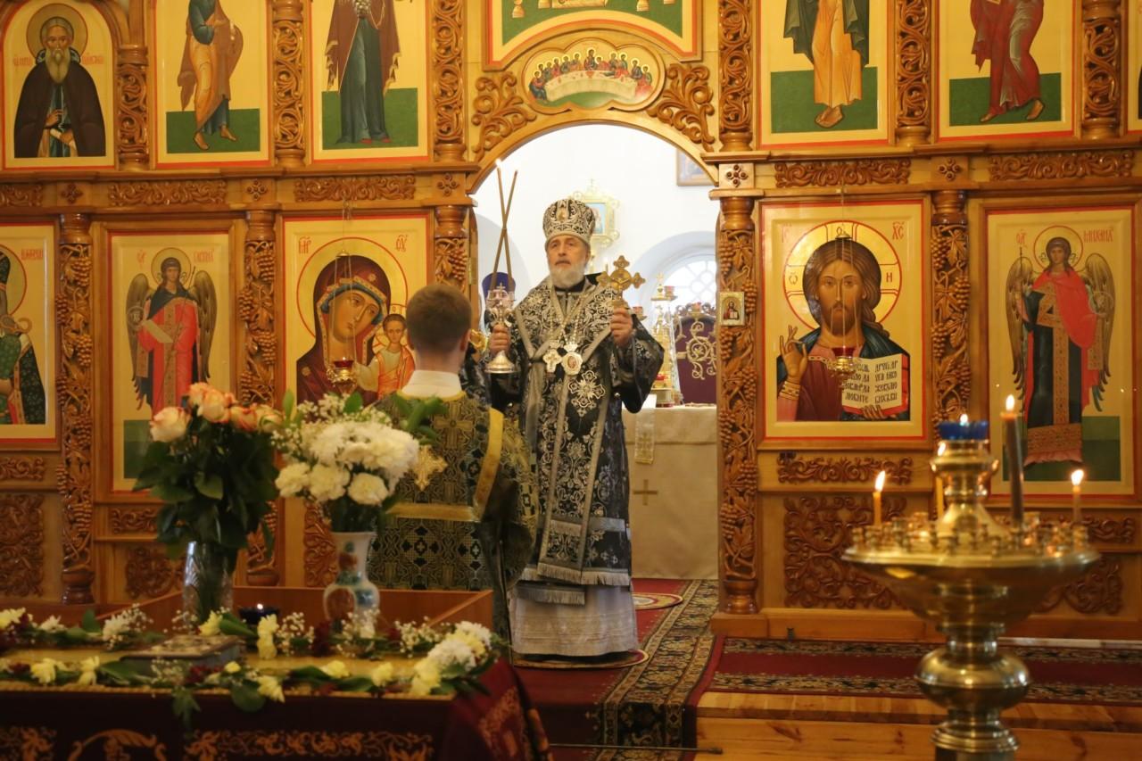 Божественная Литургия. Шадринск. 27.04.2019 г.