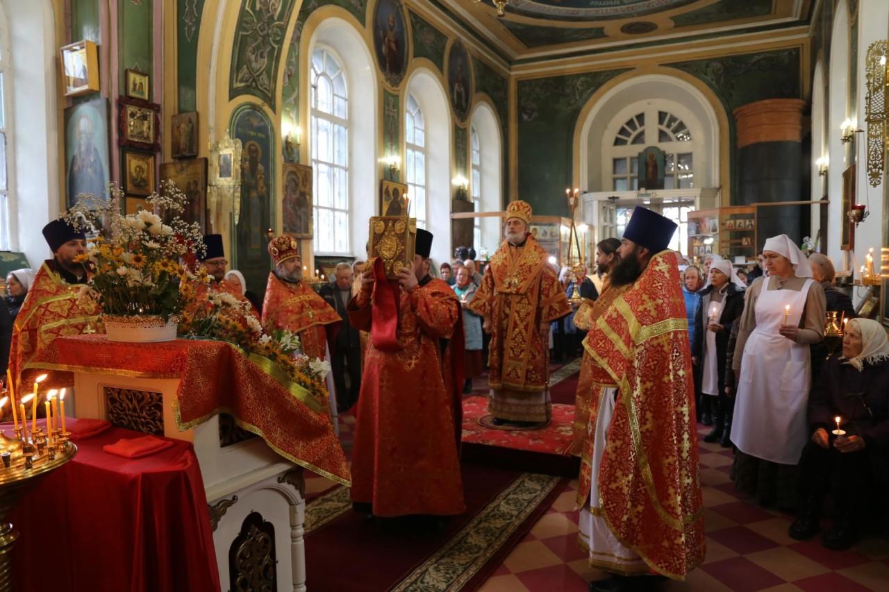 Божественная литургия. Шадринск 26.09.2019 г.