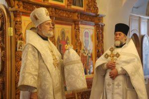 Божественная литургия г. Шадринск. 14.01.2020 г.