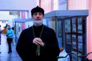 Управляющий Шадринской епархией епископ Владимир посетил краеведческий музей города Шадринска