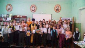Протоиерей Михаил Тихонов принял участие в подведении итогов конкурса «Рождественский подарок»