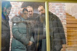 Далматовский монастырь посетила временно исполняющая обязанности директора Департамента экономического развития Курганской области Ольга Ракетская