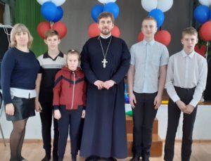 Сотрудник Отдела по делам молодежи и миссионерскому служению провел классный час для воспитанников Шадринского детского дома