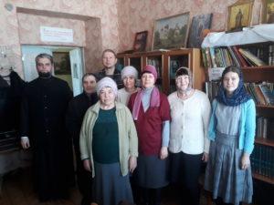 Прихожанам кафедрального храма Николая Чудотворца рассказали о смысловом значении Божественной литургии