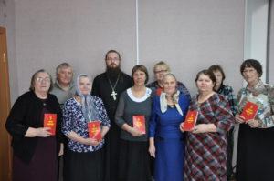 Традиционная встреча клуба «Факультет православия» состоялась в селе Шатрово