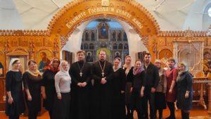 В Шадринской епархии состоялся семинар для руководителей воскресных школ