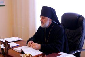 Епископ Владимир возглавил заседание Епархиального совета