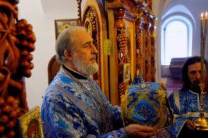 Божественная литургия г. Шадринск. 25.02.2020 г.