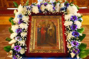 Божественная литургия г. Шадринск. 15.02.2020 г.