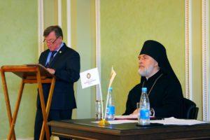 Епископ Владимир принял участие в заседании Курганского регионального отделения Императорского Православного Палестинского общества