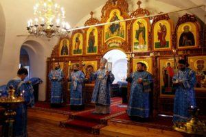 Вечернее богослужение г. Шадринск. 03.04.2020 г.