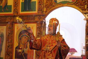 Божественная литургия г. Шадринск. 27.05.2020 г.