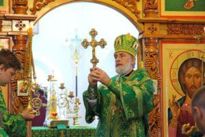 Божественная литургия г. Шадринск. 07.06.2020 г.