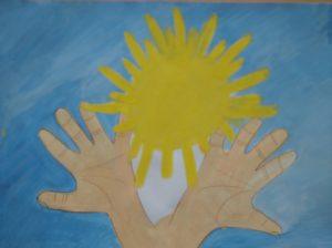 Подведены итоги епархиального конкурса детского творчества «Солнце на ладошке»
