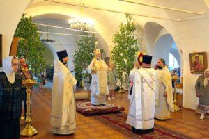 Божественная литургия г. Шадринск. 06.06.2020 г.