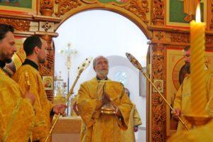 Божественная литургия г. Шадринск. 28.06.2020 г.