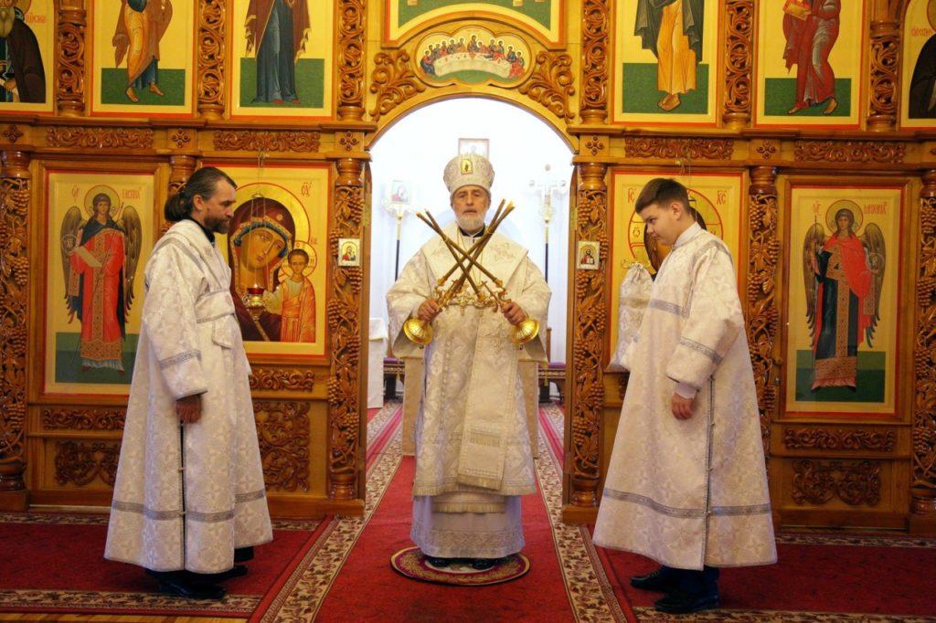 Вечернее богослужение г. Шадринск. 02.06.2020 г.