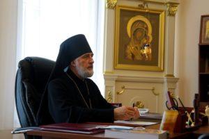 Епископ Владимир возглавил Епархиальный совет