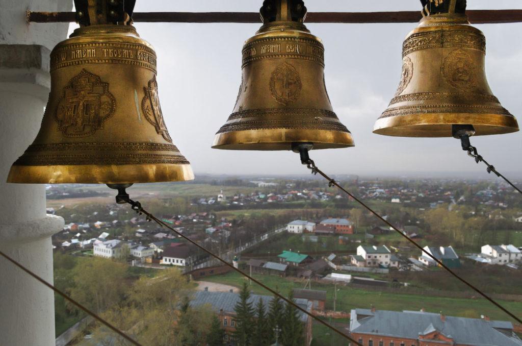 В День Крещения Руси во всех храмах и монастырях Шадринской епархии прозвучит колокольный звон