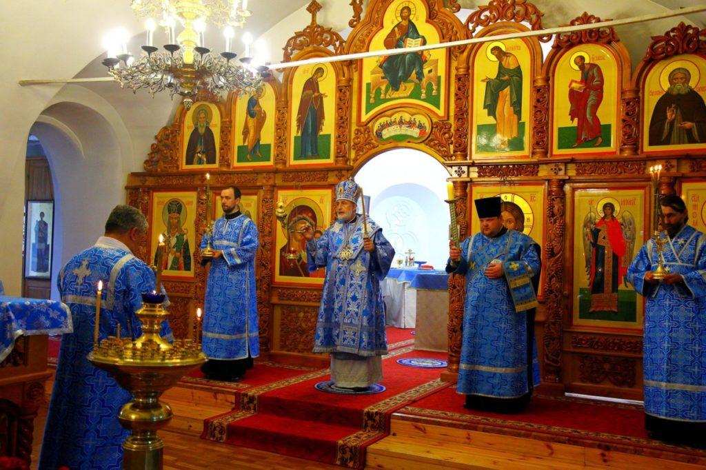 Вечернее богослужение г. Шадринск. 05.07.2020 г.