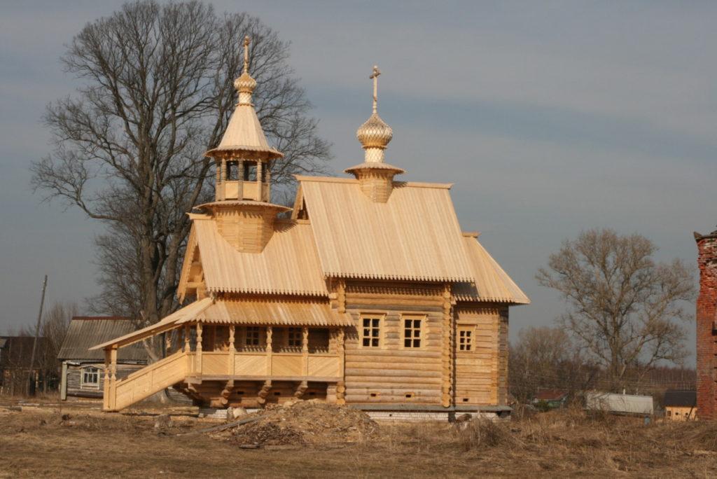 А.С. Тутунов Реставрация и строительство храмов