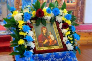 Божественная литургия г. Шадринск. 09.07.2020 г.