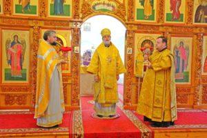 Божественная литургия г. Шадринск. 05.07.2020 г.