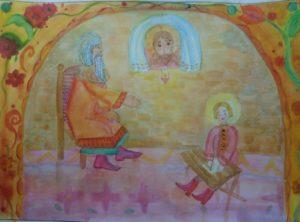 Состоялся епархиальный тур Всероссийского конкурса иллюстрированных детских рассказов «Наследие святого благоверного князя Александра Невского»