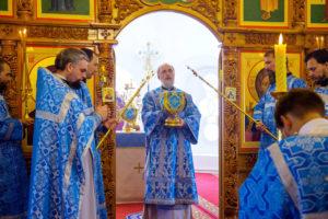 Божественная литургия г. Шадринск. 30.08.2020 г.